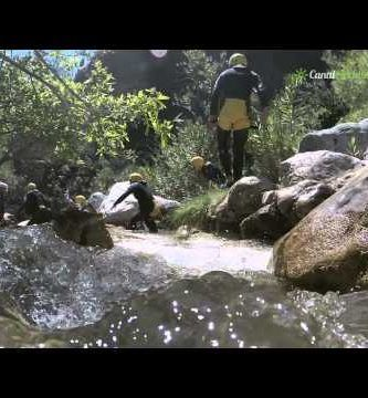 río verde barranquismo
