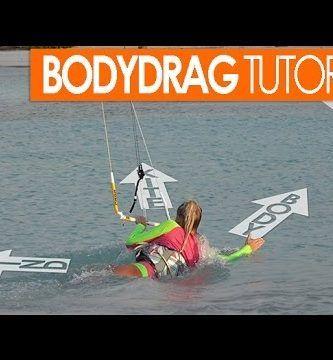 Bodydrag-Kitesurf