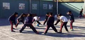 juegos divertidos educacion fisica