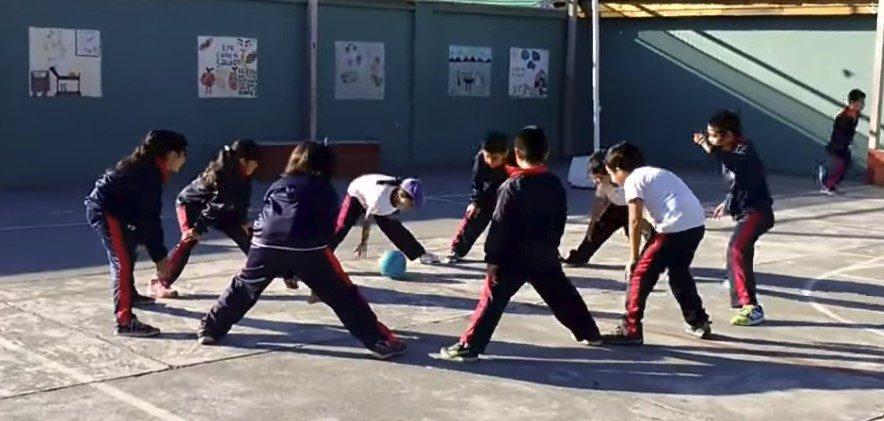 Juegos Recreativos Y Divertidos Para Educación Física Marzo 2021