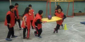 juegos en equipo para jovenes