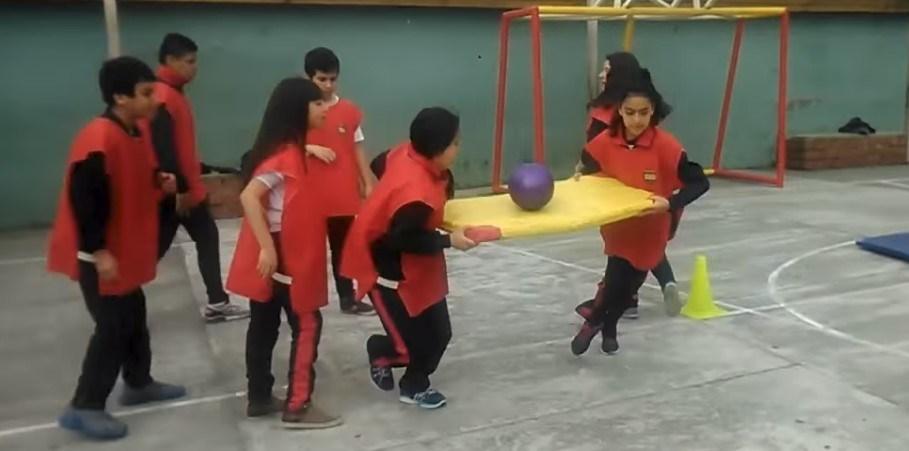 14 Juegos En Equipo Para Jovenes Y Ninos Los Mas Divertidos