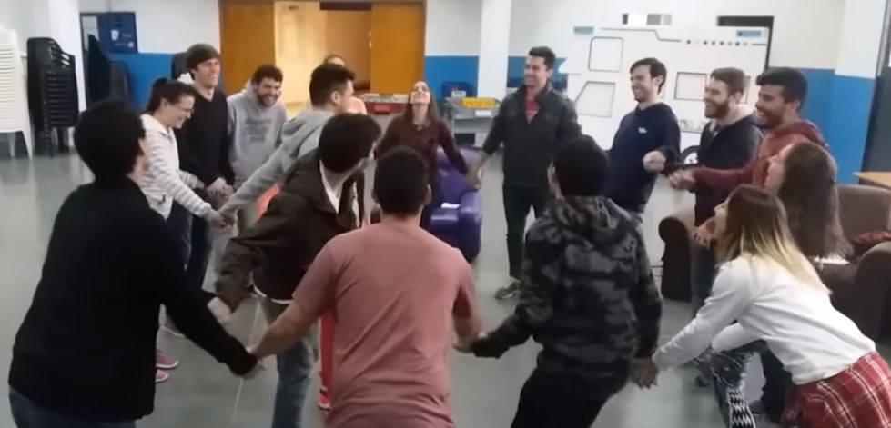 dinamicas para jovenes divertidas