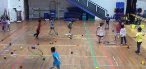 juegos de coordinación para niños