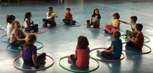juegos de coordinacion para niños con balon